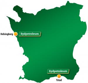 Skånekartan